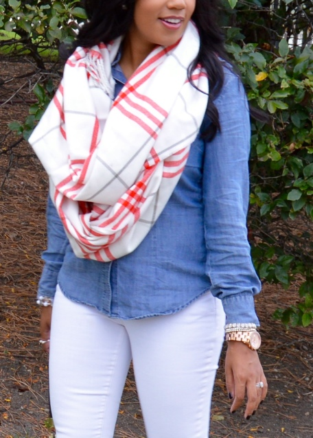 Old Navy Blanket Scarf