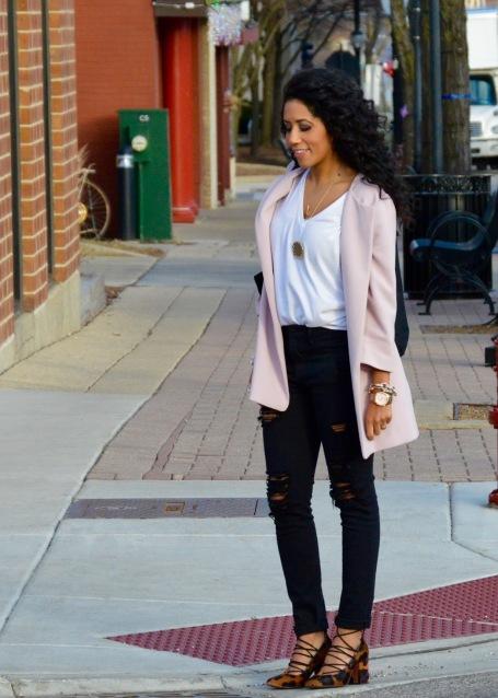 Chelsea 28 Pink Jacket