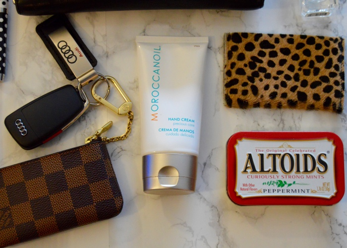 Louis Vuitton, Moroccan Oil,