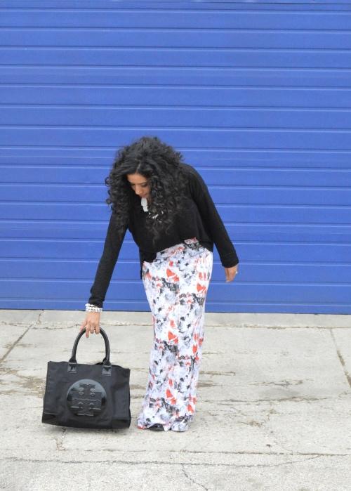 Tildon Maxi Skirt