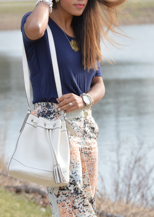 Old Navy Bucket Bag