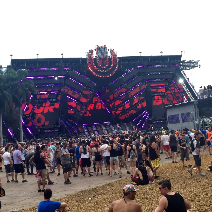 Ultra Music Festival Main Stage 2016