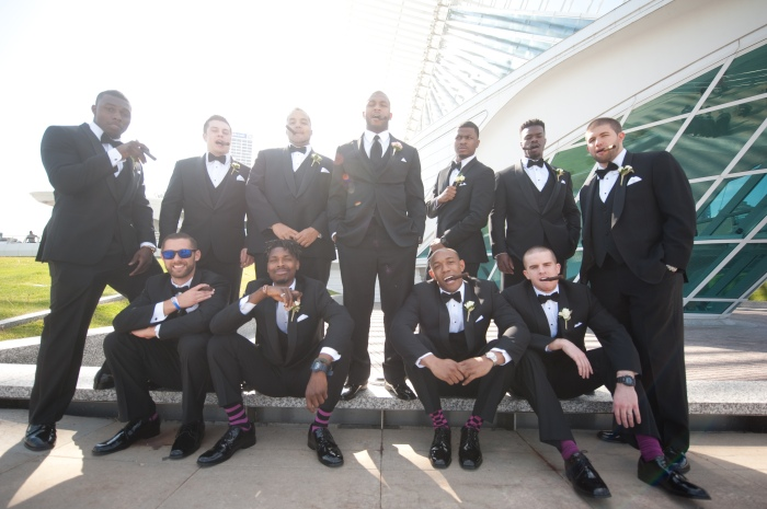 Choosing your Groomsmen