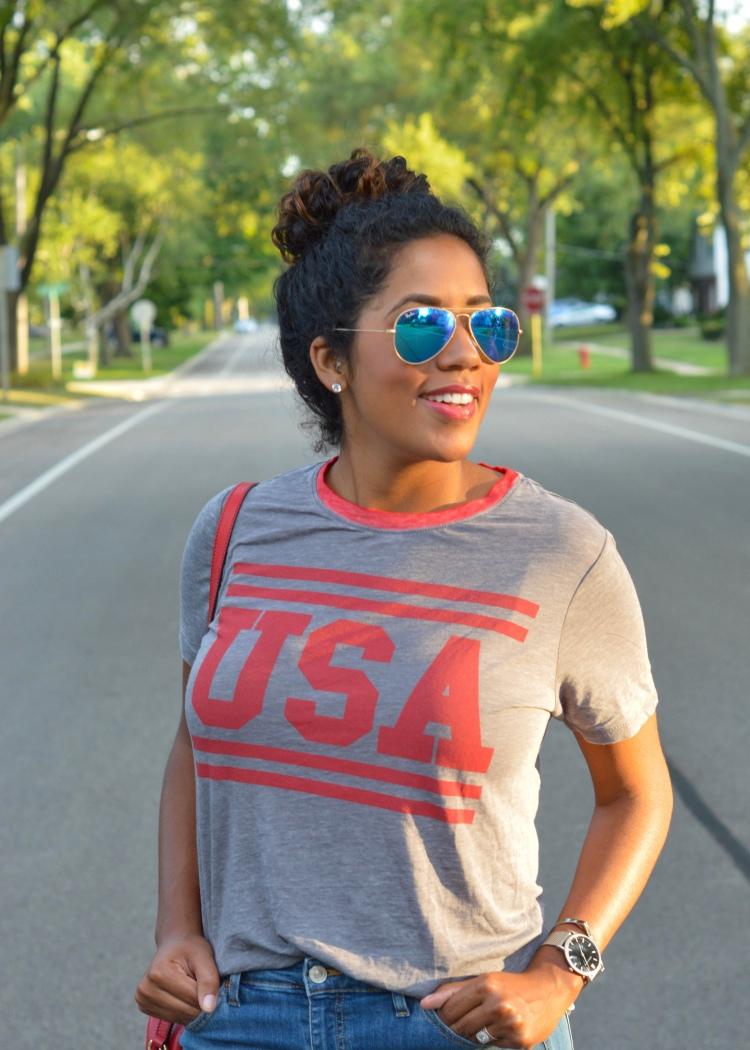 Olympics t-shirt