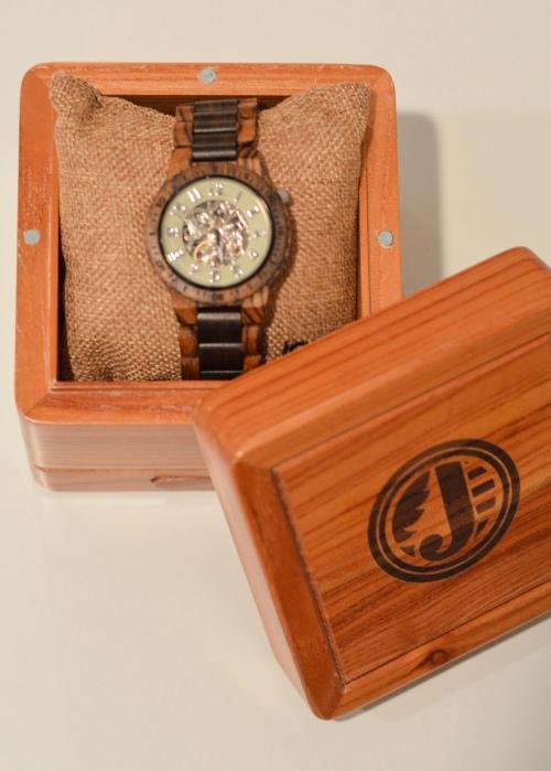 Jord Men's Wood Watch