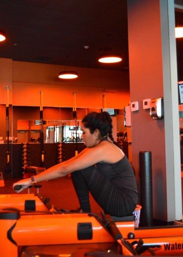 Orangethory Fitness Water Rower