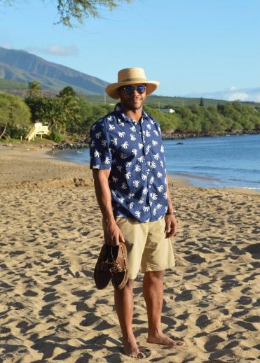 H&M Hawaiian Shirt